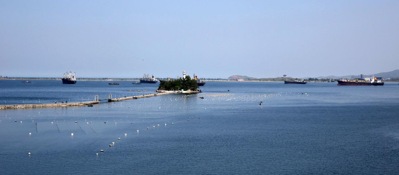Wonsan Seaside