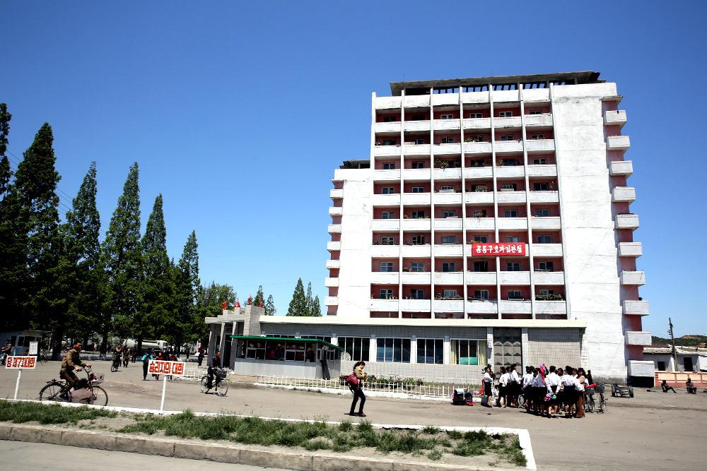 Wonsan, Corée du Nord (RPDC)