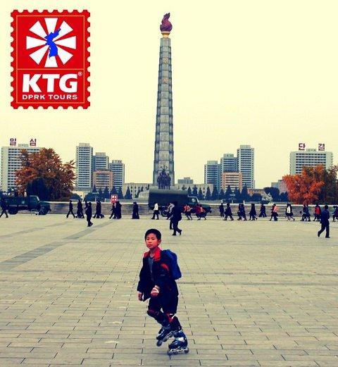 Plaza Kim Il Sung