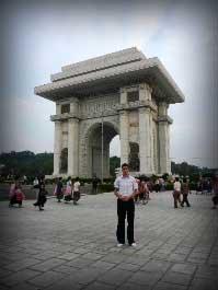 arco del triunfo pyongyang