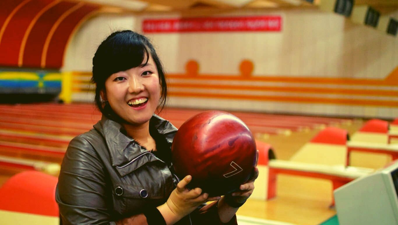 Pyongyang Golden Lane Bowling Alley, North Korea (DPRK), KTG Tours
