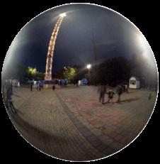 Kaeson Funfair, DPRK 360° images by KTG
