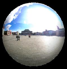 Kim Il Sung Square 360