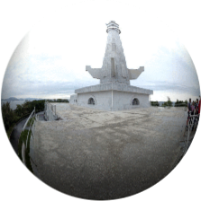 West Sea Barrage, Nampo DPRK 360°