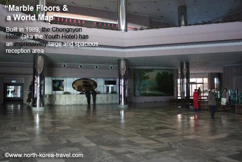 Chongnyon Hotel, Pyongyang