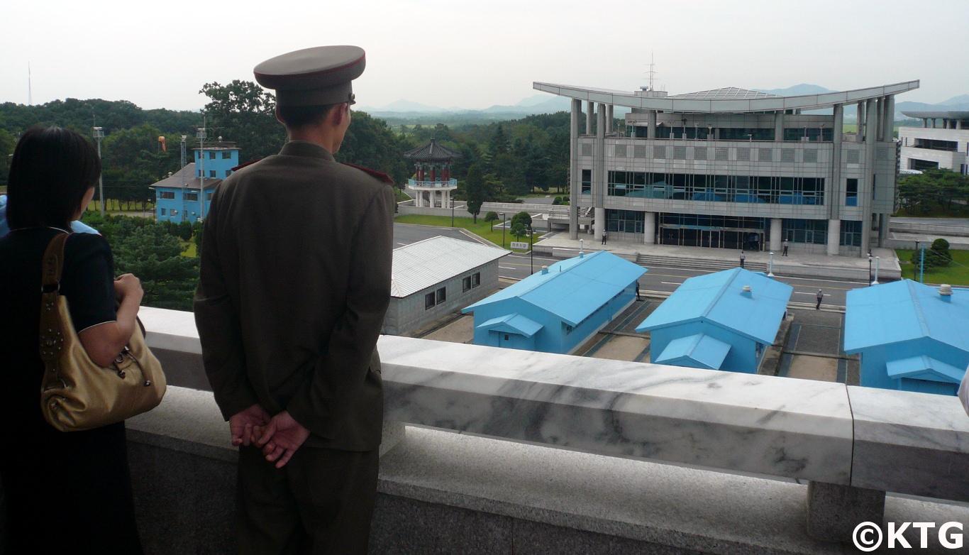 DMZ Corea del Norte