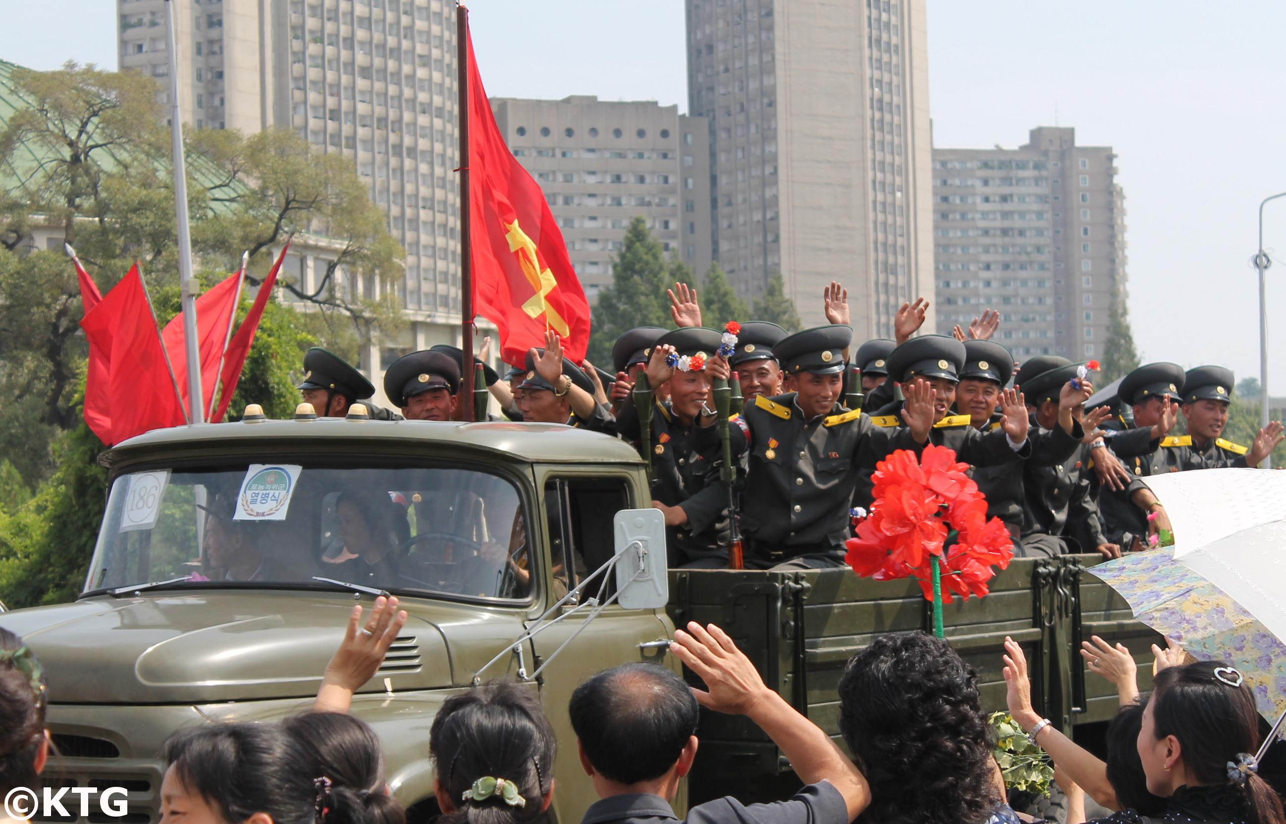 Fuerzas aéreas de Corea del Norte
