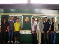 tren norcoreano