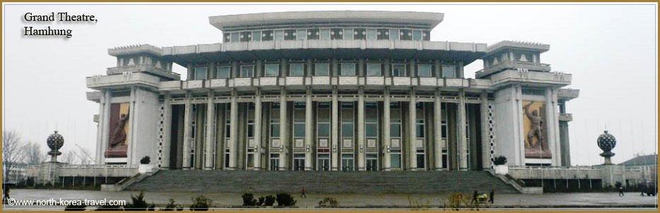 Hamhung Großen Theater