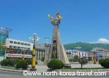 Helong city in the Yanbian Korean autonomous region in Northeast China