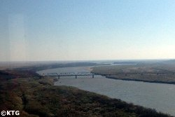 Bridge connecting North Korea and Russia. This bridge goes from Tumanggang to Khasan. Join KTG to explore this Special Economic Zone and unique part of the DPRK