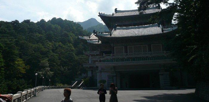 Internationale Freundschaftsausstellung Zentrum Nordkorea
