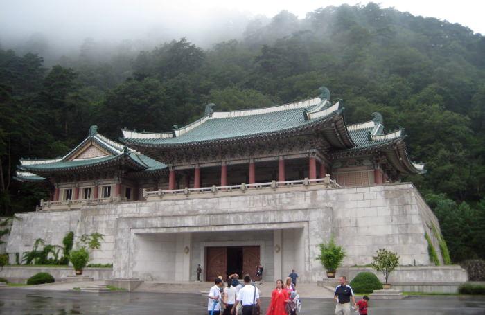 International Friendship Haus Kim Jong Ils Gebäude