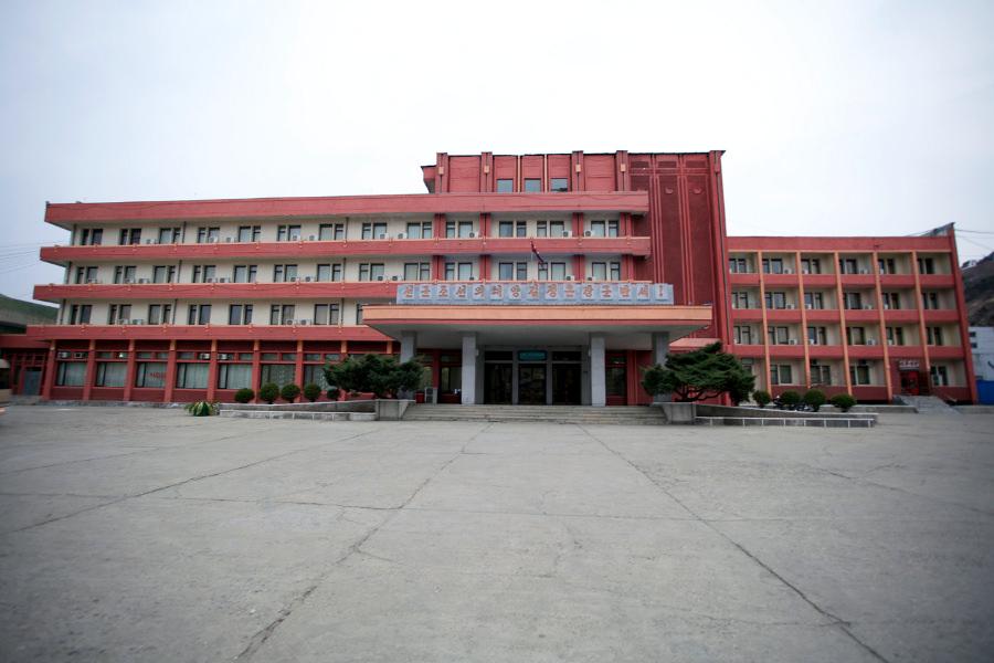 hôtel Jangsusan à Pyongsong en Corée du Nord