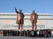 Grand Monuments North Korea