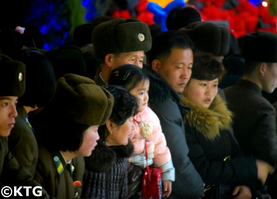 Kimjongilia Flower Exhibition held in Pyongyang, North Korea (DPRK), for the Birthday of General Kim Jong Il