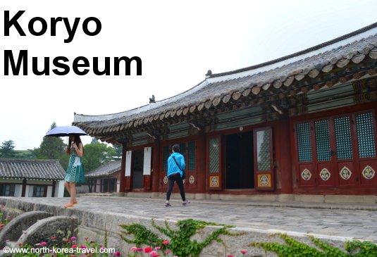 Koryo Museum in Kaesong Nordkorea (DVRK)