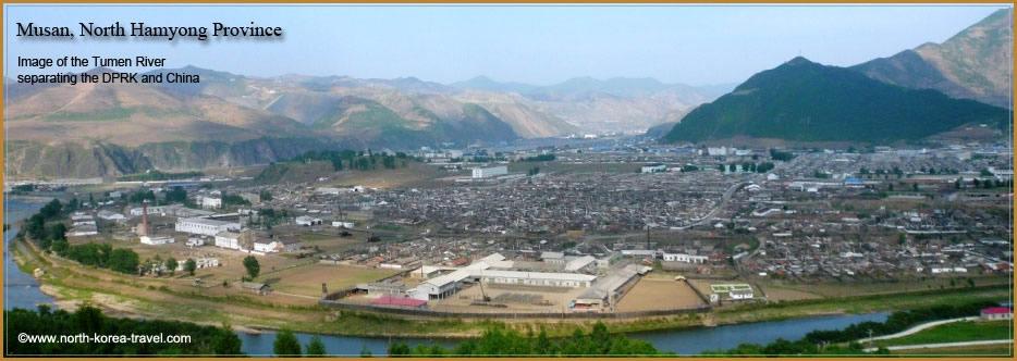 Musan North Korea