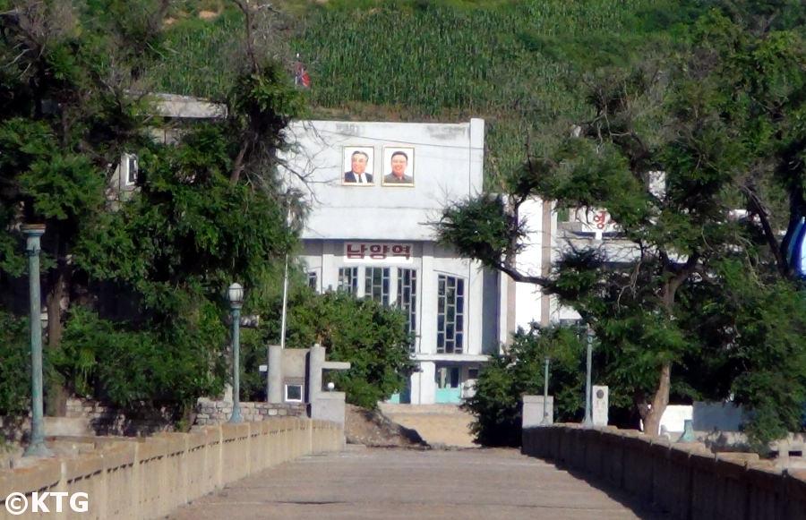 Namyang Corea del Norte