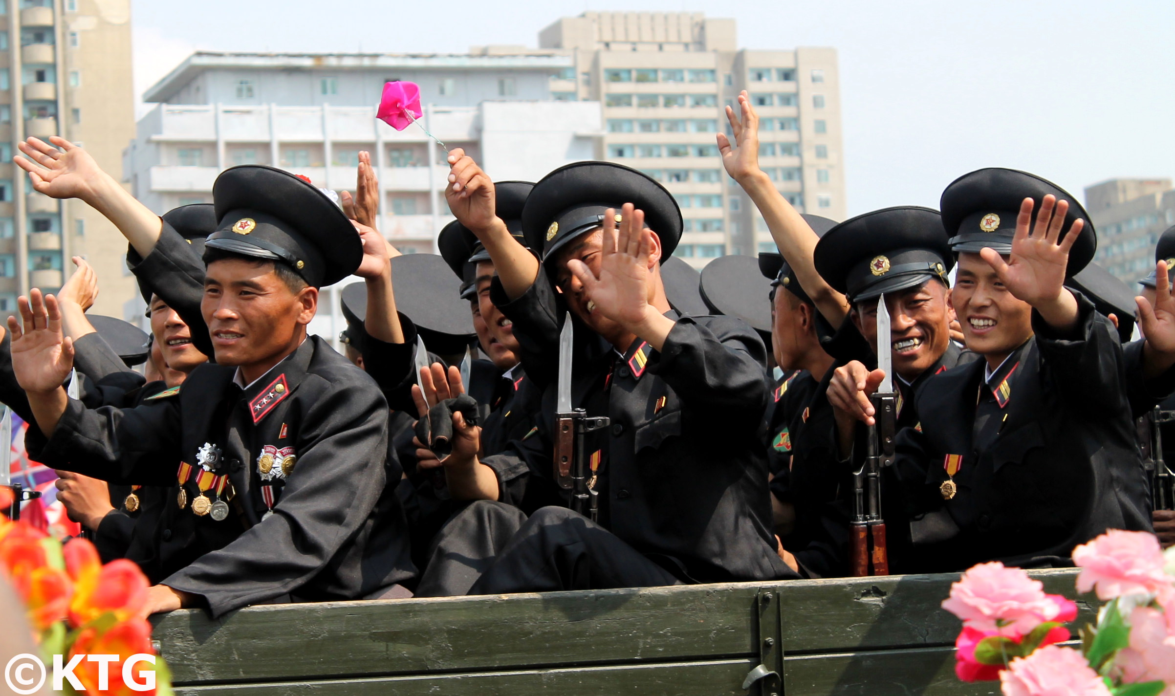 Fuerzas marinas de Corea del Norte