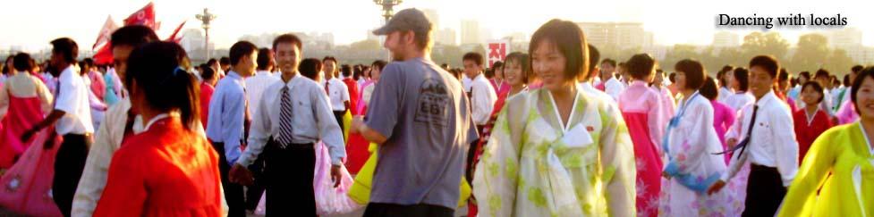 Danses en Masses a Pyongyang