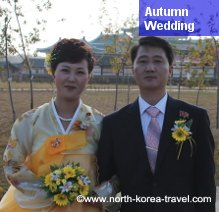 Wedding in North Korea