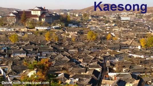 Altstadt von Kaesong Nordkorea