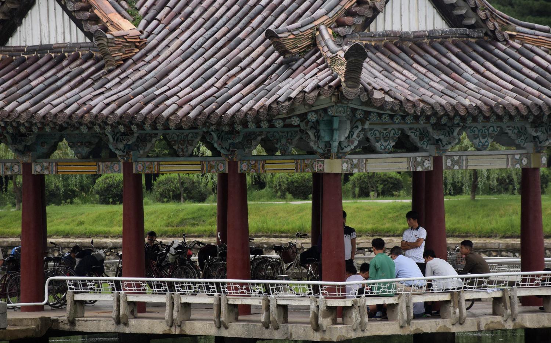 Oriental park, Wonsan
