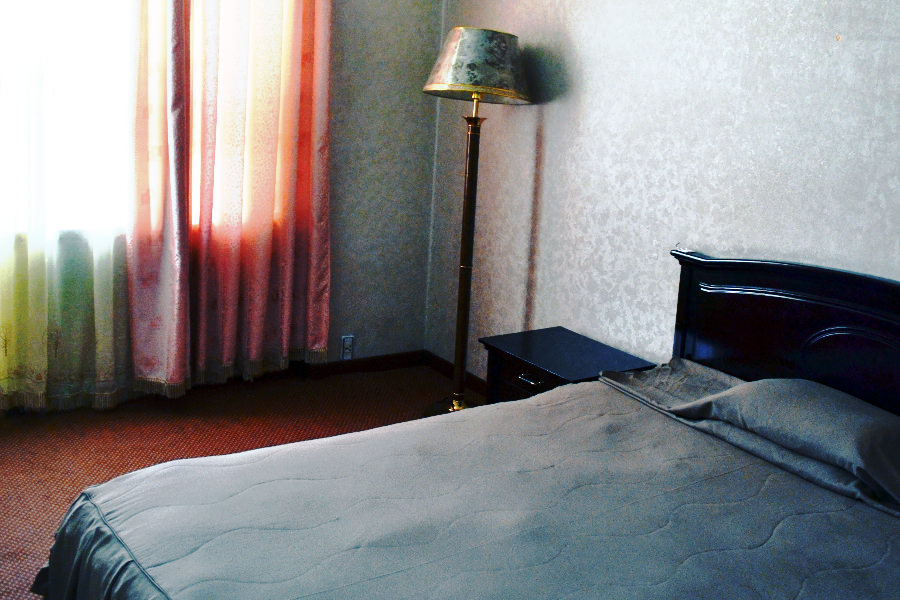 Second class hotel in North Korea, DPRK