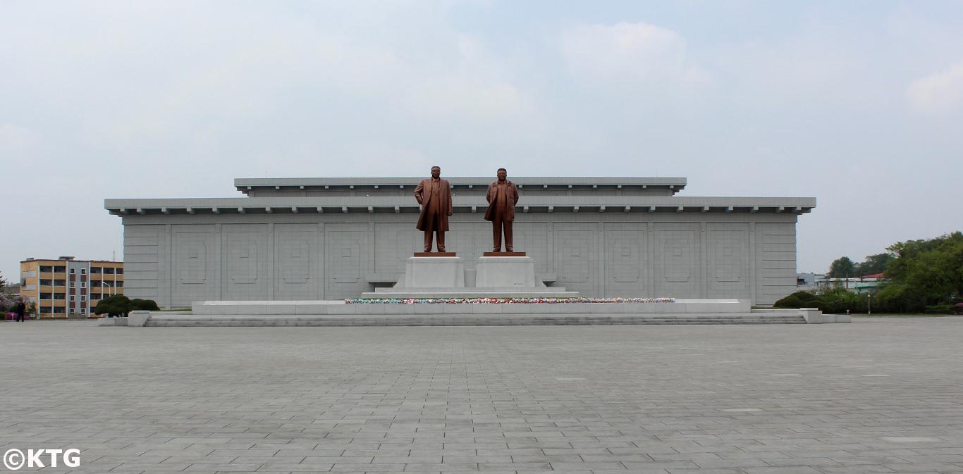 Grand Monuments in Sinuiju