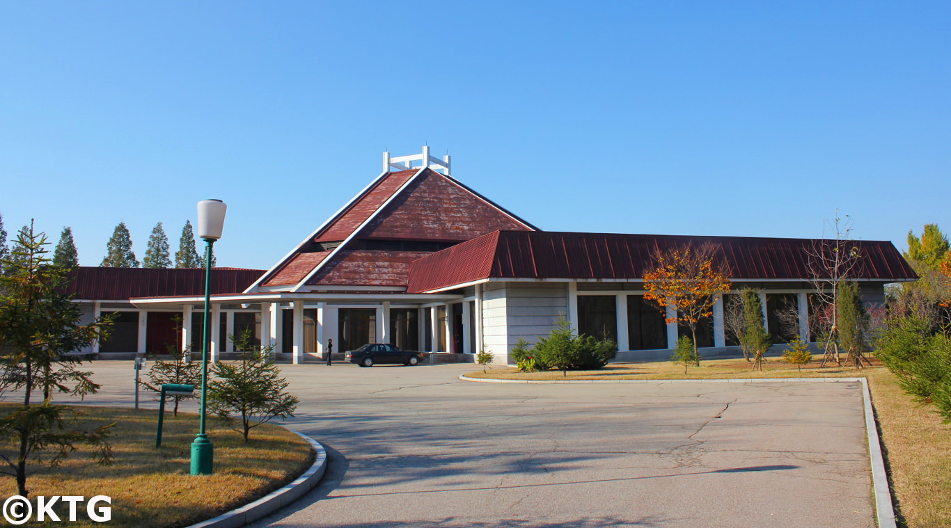 Balnearios Ryonggang en Nampo, Corea del Norte