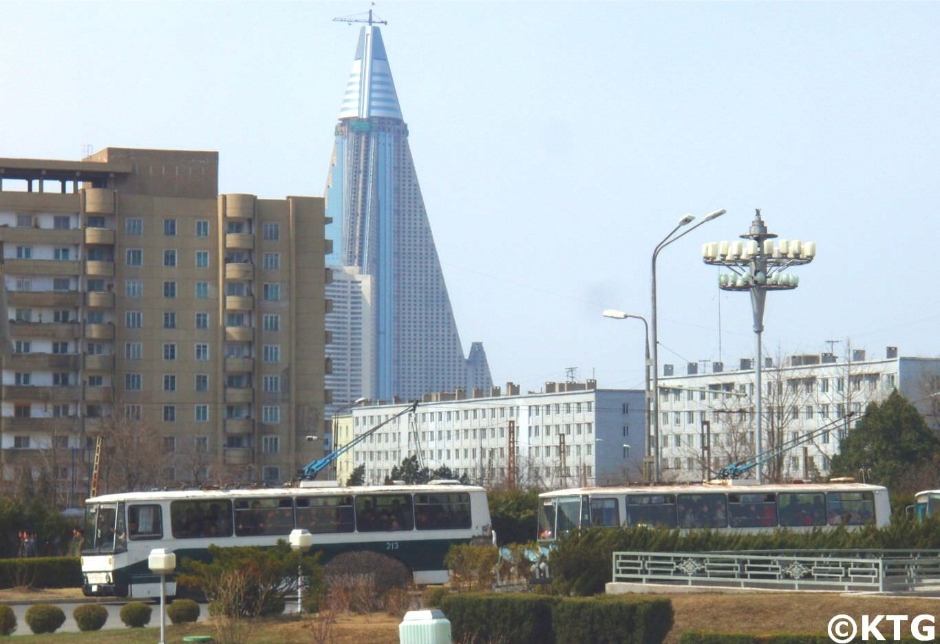 The Rygyong Hotel in 2010, KTG Tours