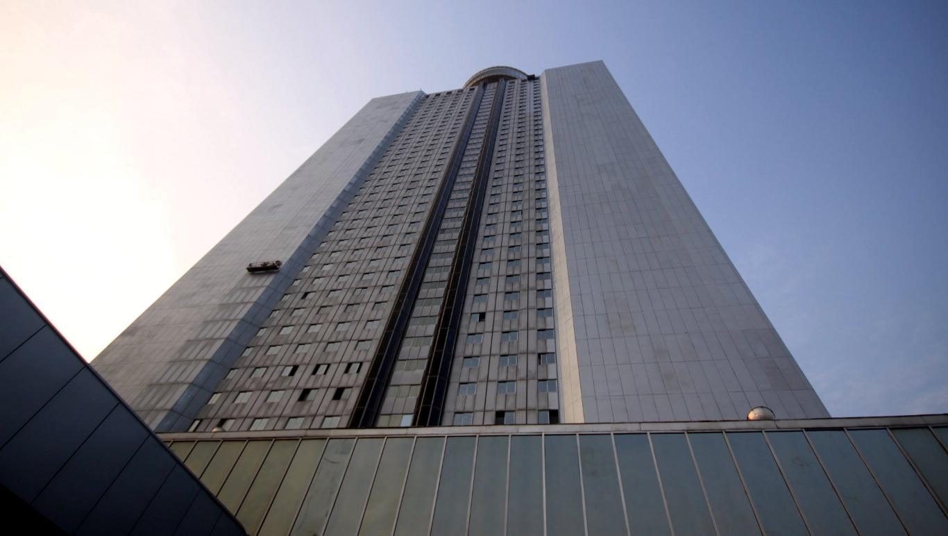 Yanggakdo Hotel, Pyongyang