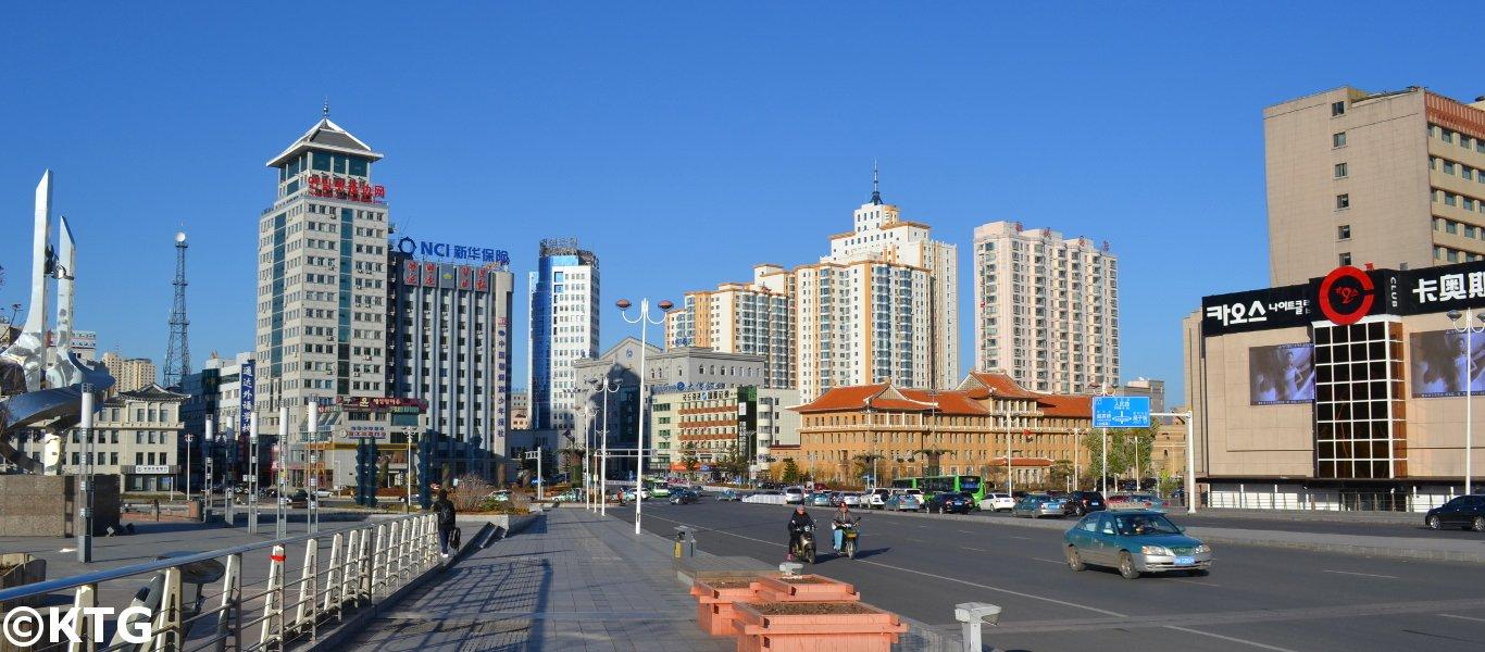 Yanji, Prefectura Autónoma Coreana de Yanbian, China