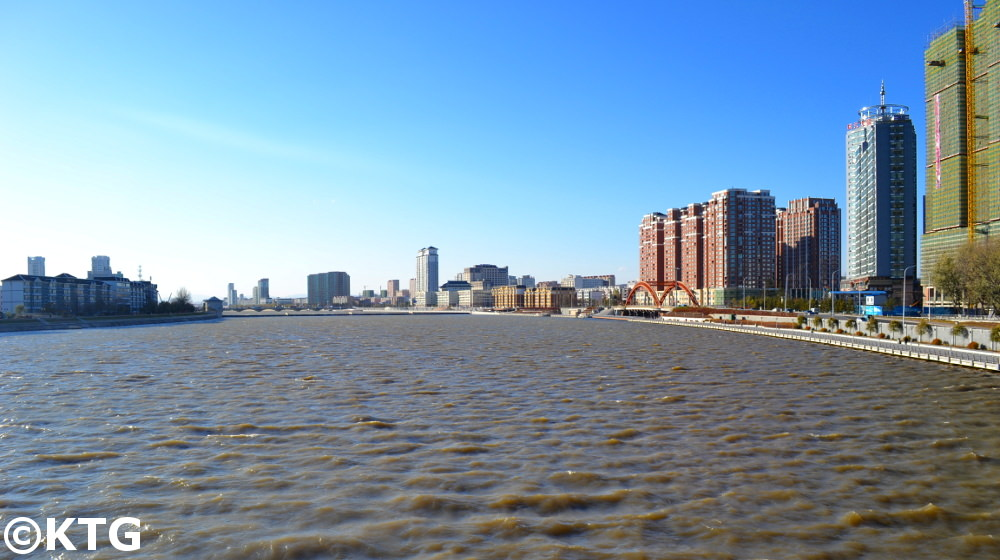 Yanji River, Jilin Province (China)