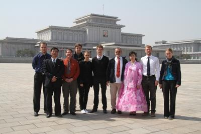 Mausolée de Kim Il Sung