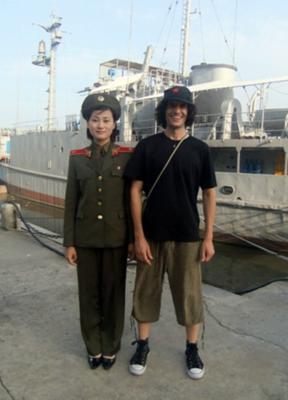 El barco espía americano USS Pueblo capturado por Corea del Norte